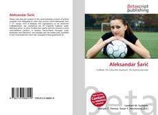Portada del libro de Aleksandar Šarić