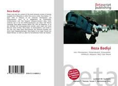 Bookcover of Reza Badiyi