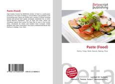 Couverture de Paste (Food)
