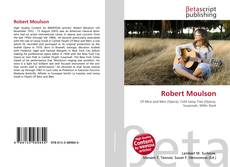 Couverture de Robert Moulson