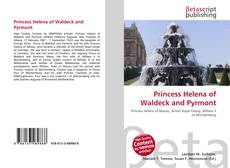 Bookcover of Princess Helena of Waldeck and Pyrmont