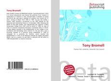 Обложка Tony Bromell