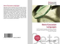 Bookcover of Ibero-Caucasian Languages