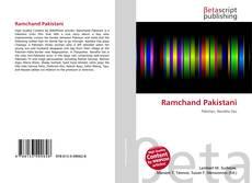 Copertina di Ramchand Pakistani
