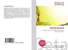 Bookcover of World Accord