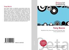 Bookcover of Tony Bucco