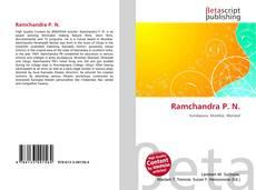 Ramchandra P. N.的封面
