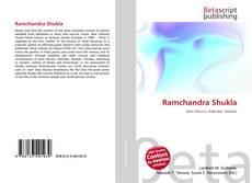 Capa do livro de Ramchandra Shukla