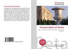 Princess Helen of Serbia的封面