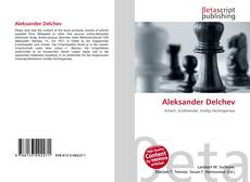 Bookcover of Aleksander Delchev