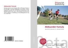 Bookcover of Aleksander Famuła