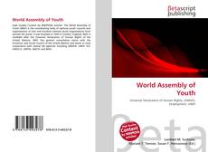 Bookcover of World Assembly of Youth