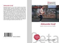 Buchcover von Aleksander Grajf