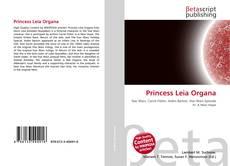 Bookcover of Princess Leia Organa