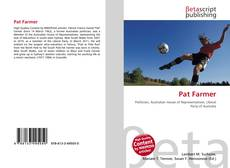 Bookcover of Pat Farmer