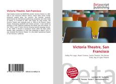Couverture de Victoria Theatre, San Francisco
