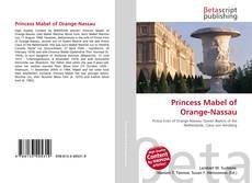 Copertina di Princess Mabel of Orange-Nassau