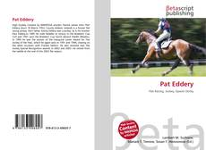 Bookcover of Pat Eddery