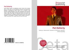 Bookcover of Pat Doherty