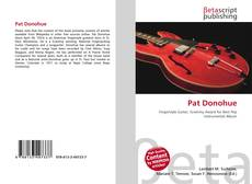 Bookcover of Pat Donohue