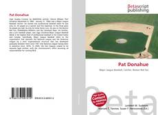 Bookcover of Pat Donahue