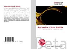 Portada del libro de Ramendra Kumar Podder