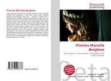 Bookcover of Princess Marcella Borghese
