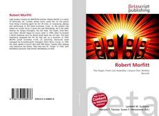 Buchcover von Robert Morfitt