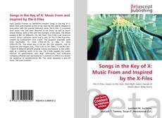 Copertina di Songs in the Key of X: Music From and Inspired by the X-Files