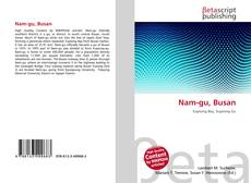 Bookcover of Nam-gu, Busan