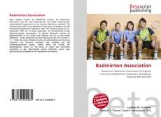 Обложка Badminton Association