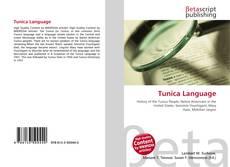 Bookcover of Tunica Language