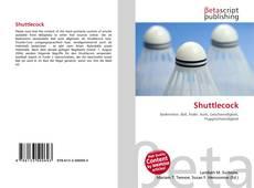 Buchcover von Shuttlecock