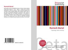 Bookcover of Ramesh Barial