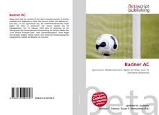 Capa do livro de Badner AC