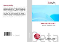 Couverture de Ramesh Chandra