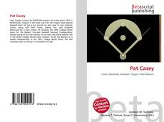 Bookcover of Pat Casey