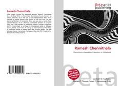 Ramesh Chennithala的封面