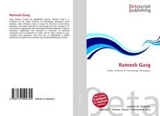 Bookcover of Ramesh Garg