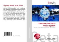 Bookcover of Edinburgh Multiple Access System