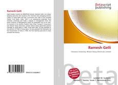 Bookcover of Ramesh Gelli