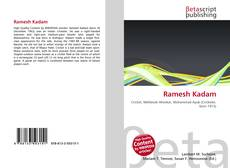 Bookcover of Ramesh Kadam