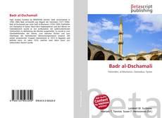 Bookcover of Badr al-Dschamali