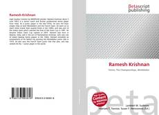 Bookcover of Ramesh Krishnan