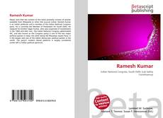 Bookcover of Ramesh Kumar