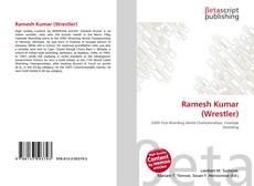 Bookcover of Ramesh Kumar (Wrestler)