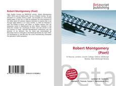 Обложка Robert Montgomery (Poet)
