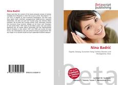 Bookcover of Nina Badrić