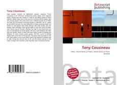 Buchcover von Tony Cousineau