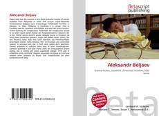 Buchcover von Aleksandr Beljaev